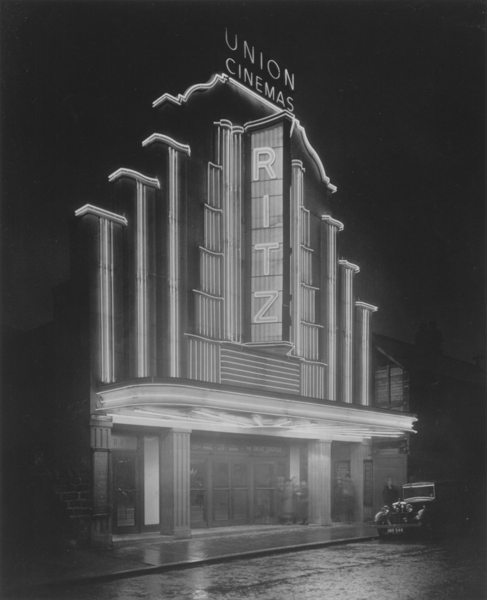 The Ritz, Barnsley, 1937