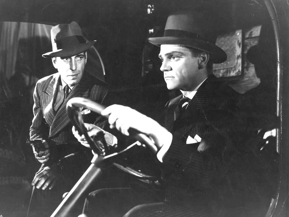 Bogart and James Cagney in The Roaring Twenties (1939)