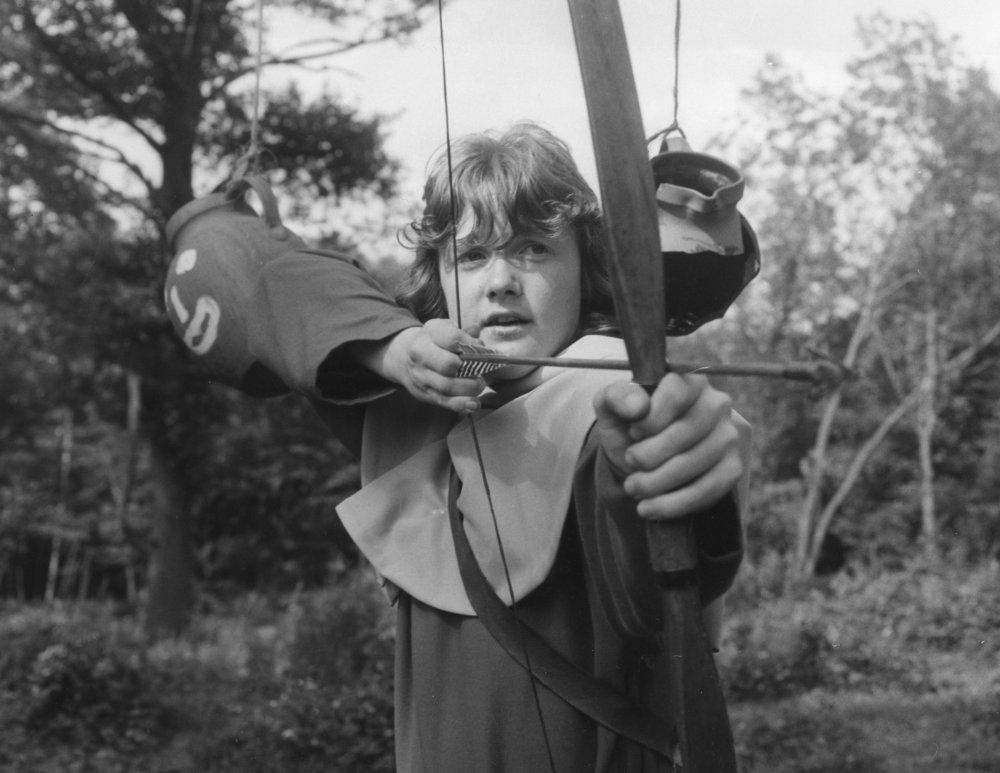 Keith Chegwin in Robin Hood Junior (1975)