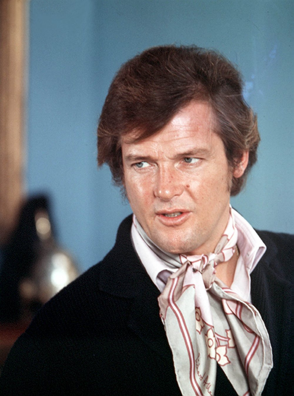 Roger Moore, who has died aged 89