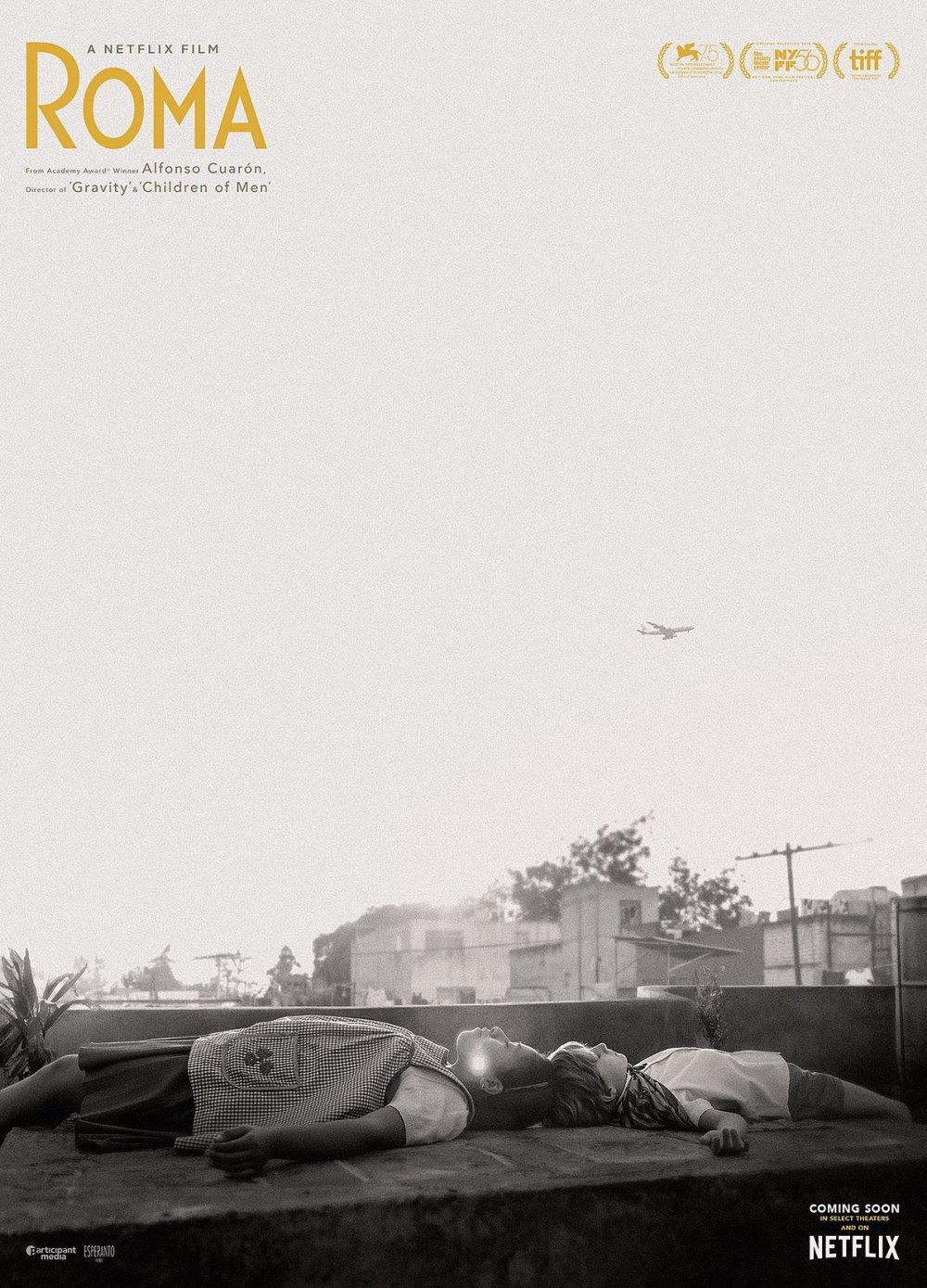 <strong>Roma</strong> – Straight from the heart of Alfonso Cuarón (Gravity, Children of Men), this glorious reminiscence of a momentous year is a sumptuous black-and-white ode to the woman who shaped his early life