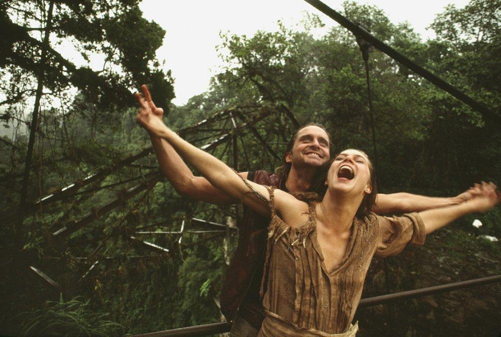 women in jungle movies