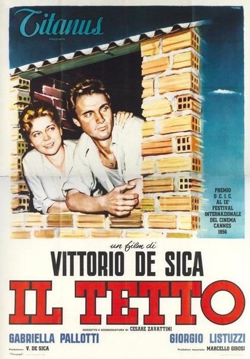 The Roof (Il tetto, 1956)