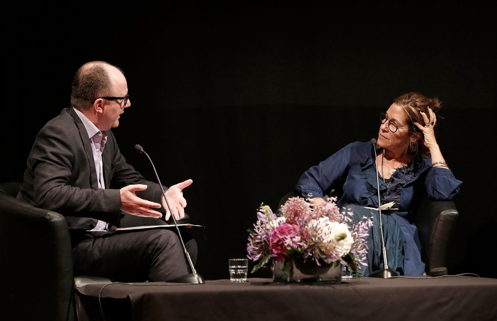 Laura Rosenthal interviewed by Ian Haydn Smith
