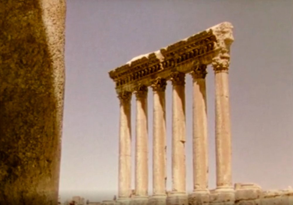 Ruins of Palmyra and Baalbek (1938)
