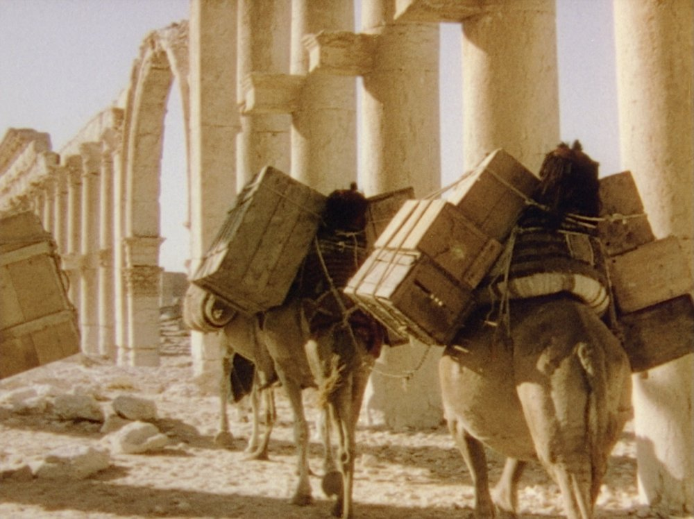 Ruins of Palmyra and Baalbeck (1938)