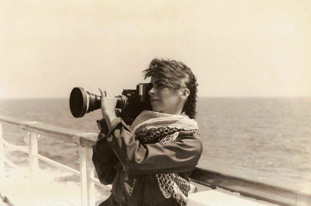Jocelyne Saab, 1948-2019