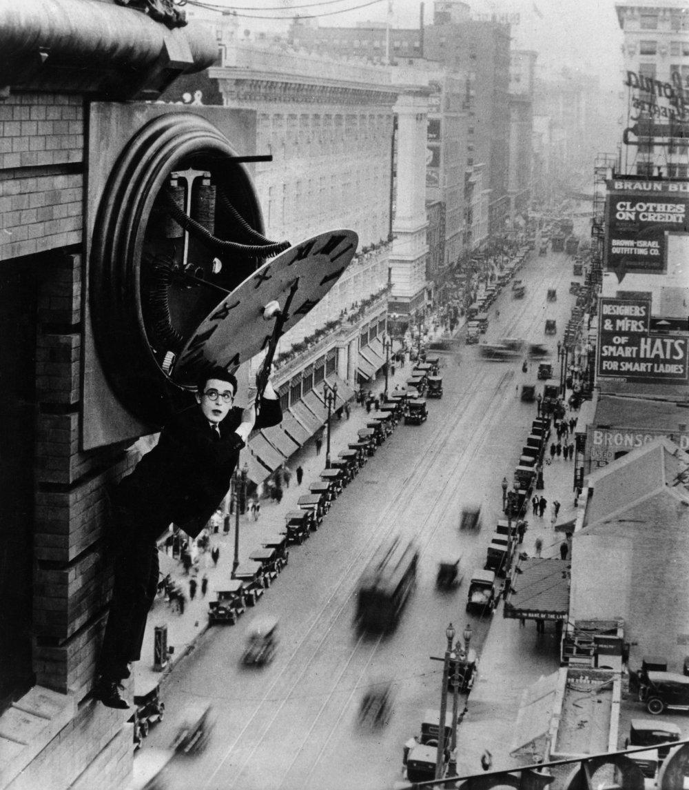 Safety Last! (1922)