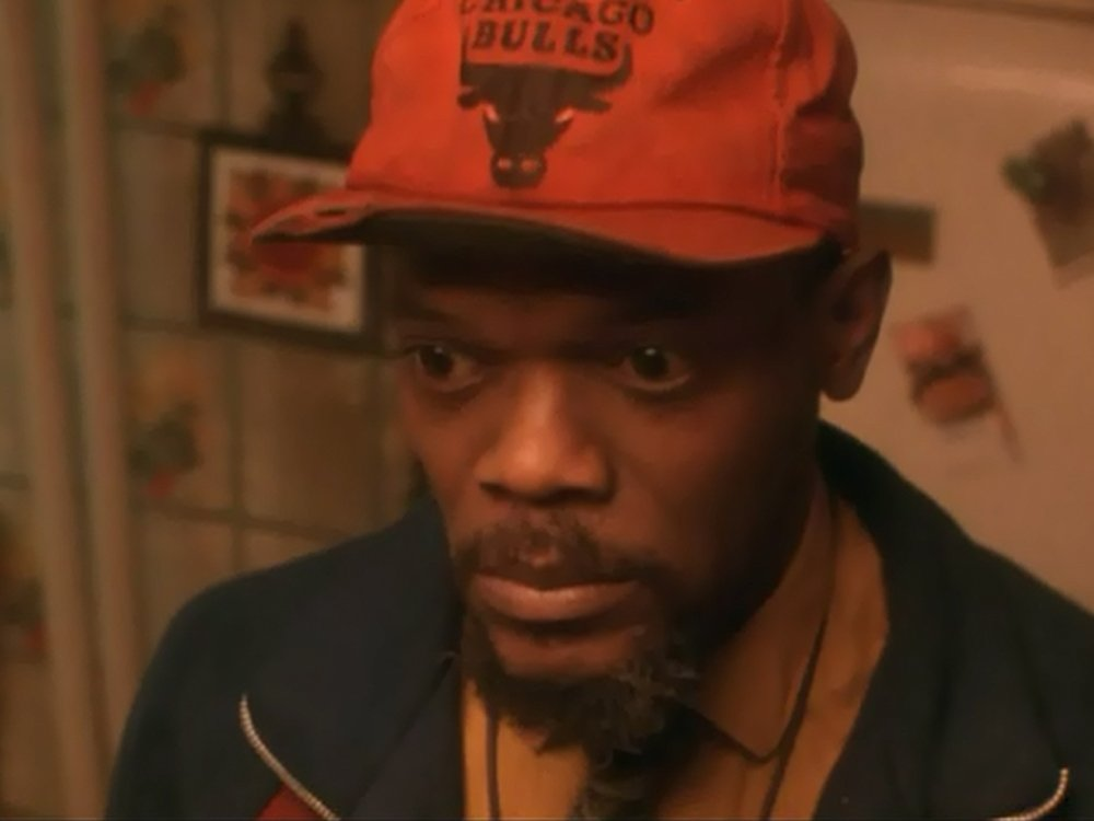 Samuel L Jackson in Jungle Fever (1991)