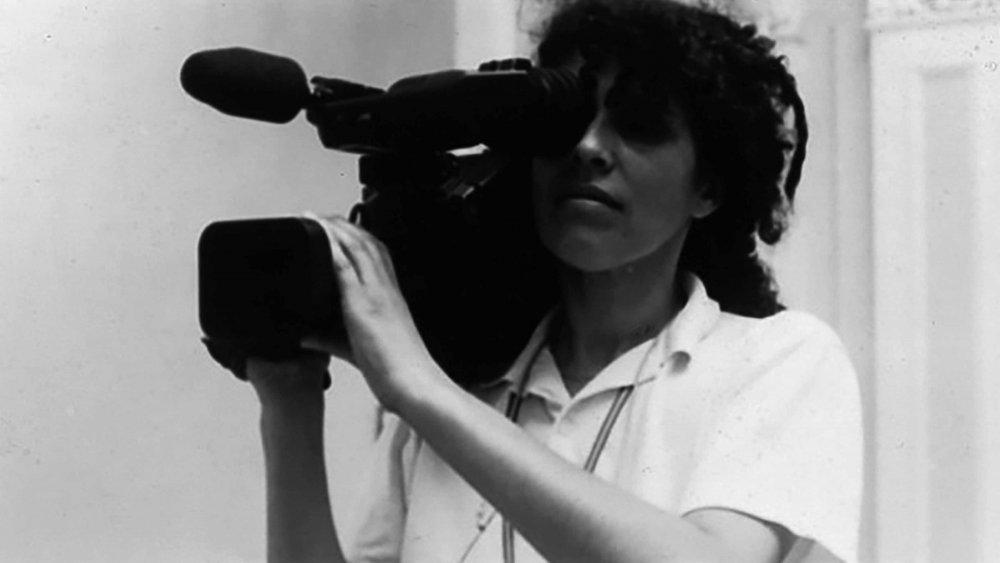 Sandi Hughes in the 1980s