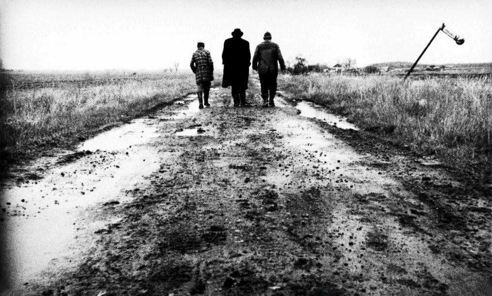 Best film of the 1990s? Béla Tarr's Sátántangó