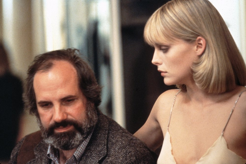Michelle Pfeiffer and Brian De Palma. Following Grease 2 (1982), Scarface was the film that propelled Pfeiffer to stardom in the 1980s. She played another gangster's wife in the1988 Mafia comedy Married to the Mob
