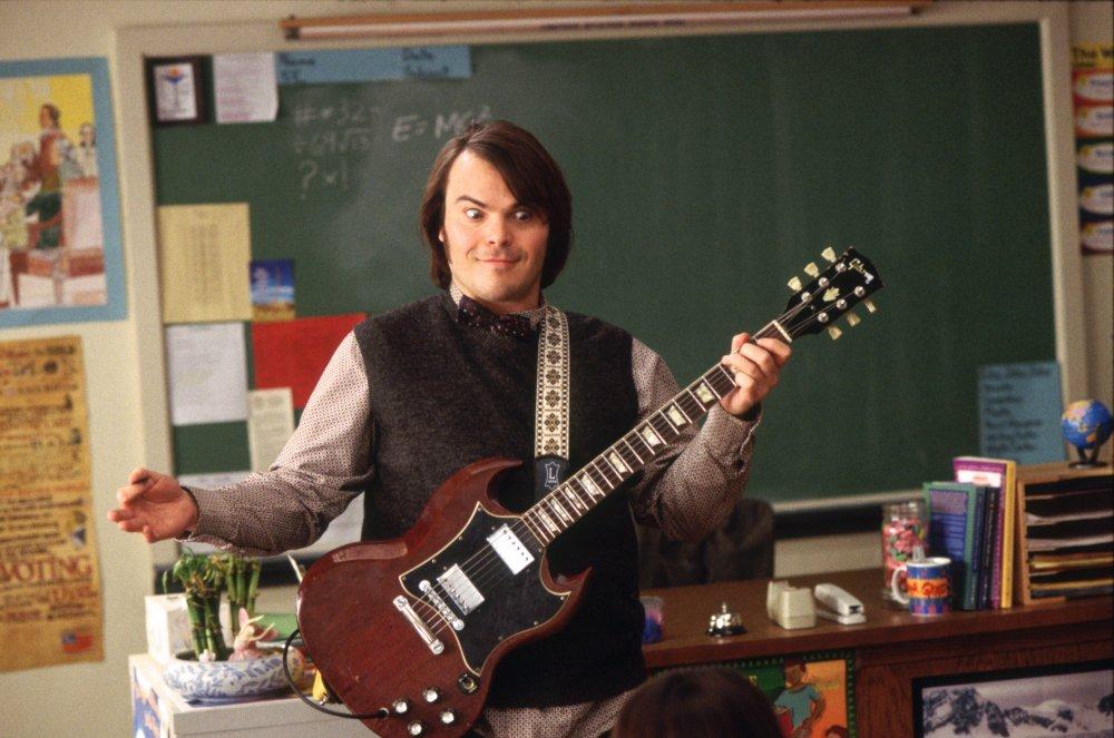 The School of Rock (2003)