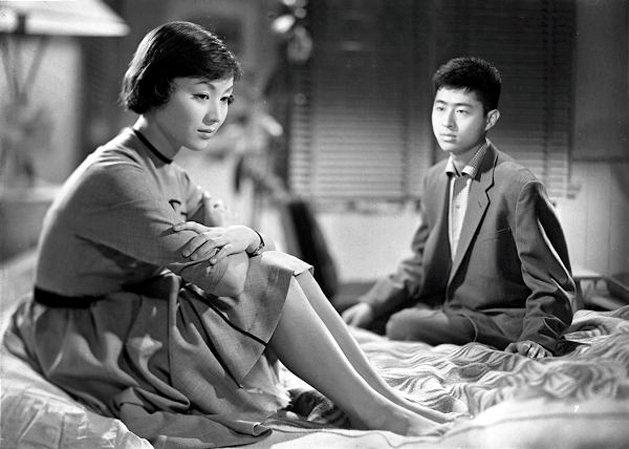 Season of the Sun (Taiyô no kisetsu, 1956)