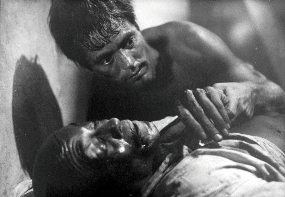 Out of Darkness (Seduto alla sua destra, 1968)