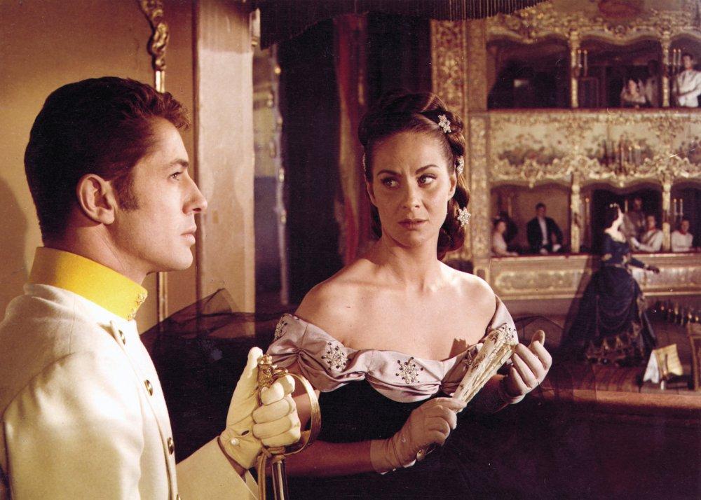 Farley Granger stepped into Brando's shoes in Luchino Visonti's Senso (1954)