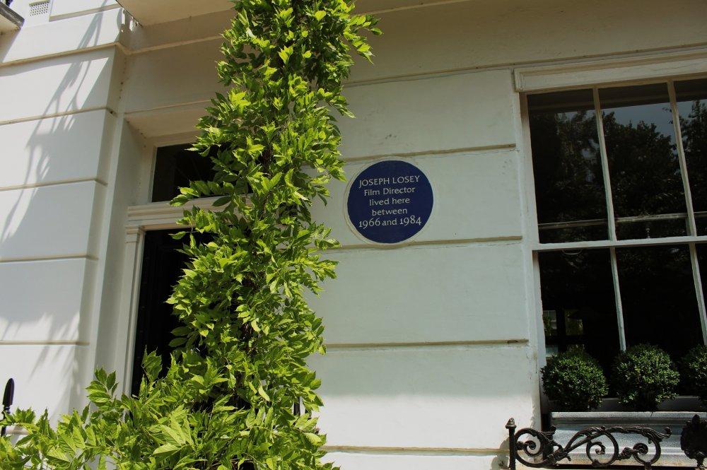 Joseph Losey's house (1966-84)