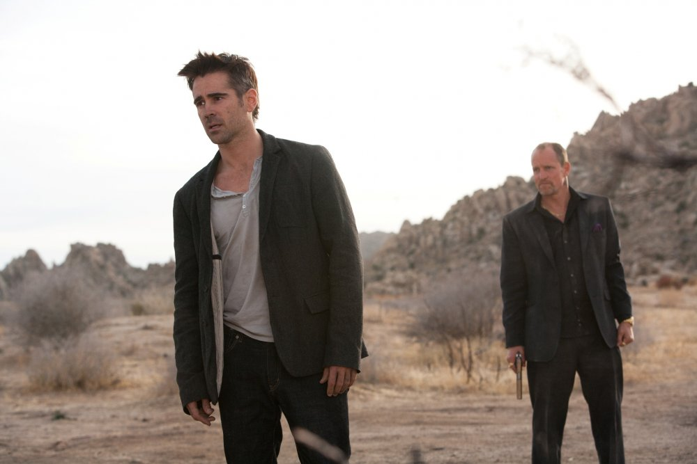 Marty (Colin Farrell) and Charlie (Woody Harrelson)