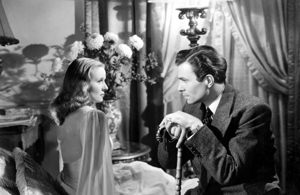 Ann Todd and James Mason in The Seventh Veil (1946)