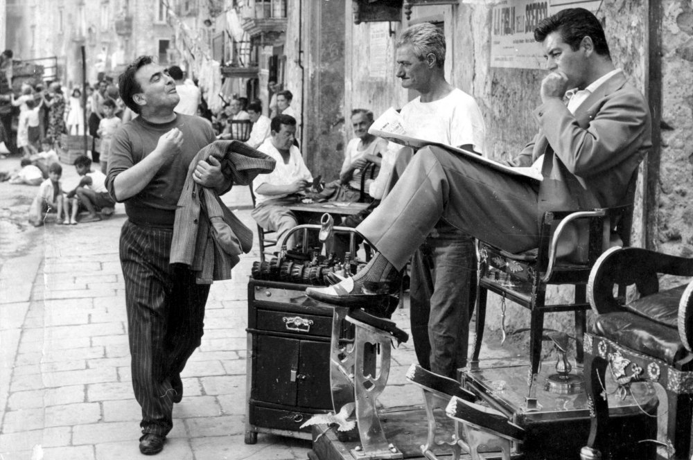 The Challenge (La Sfida, 1958)