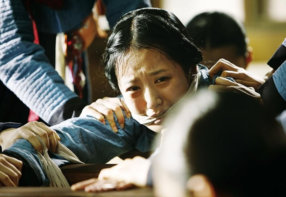 Kim Meejeung's debut feature Shadows in the Palace (2007)