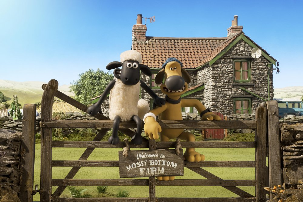 Shaun the Sheep Movie (2014)