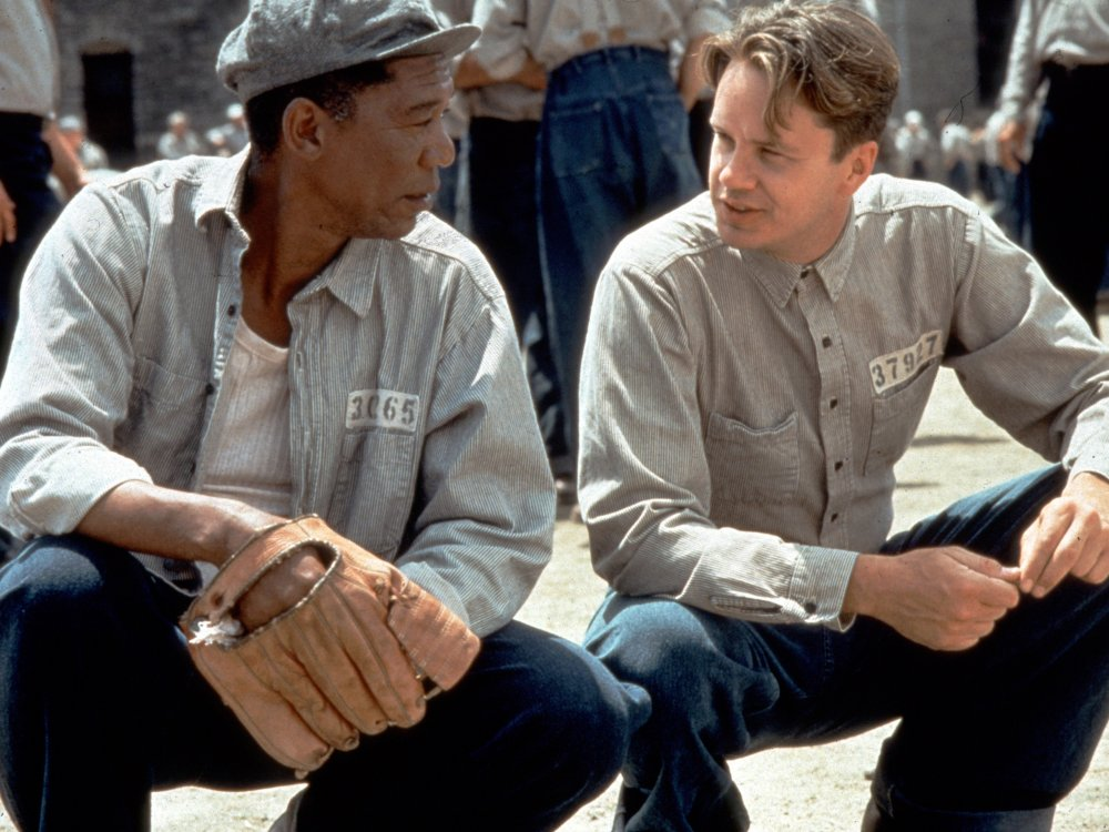 the greatest film ever the shawshank The 30 greatest movie speeches ever from kinda-greatest to greatest-greatest, let these 30 inspirational film speeches raise who's ready to die in shawshank.