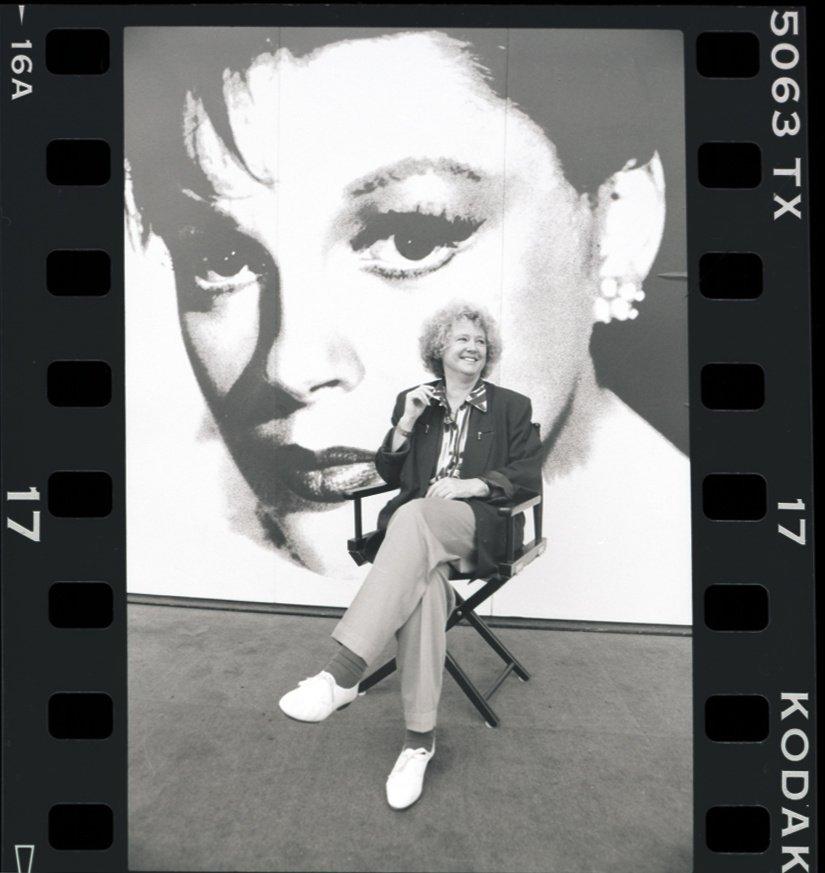 Sheila Whitaker