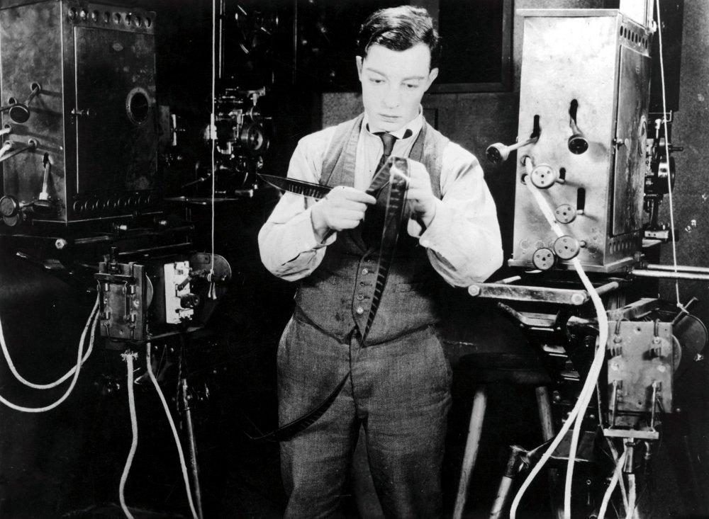 Sherlock Jr (1924)