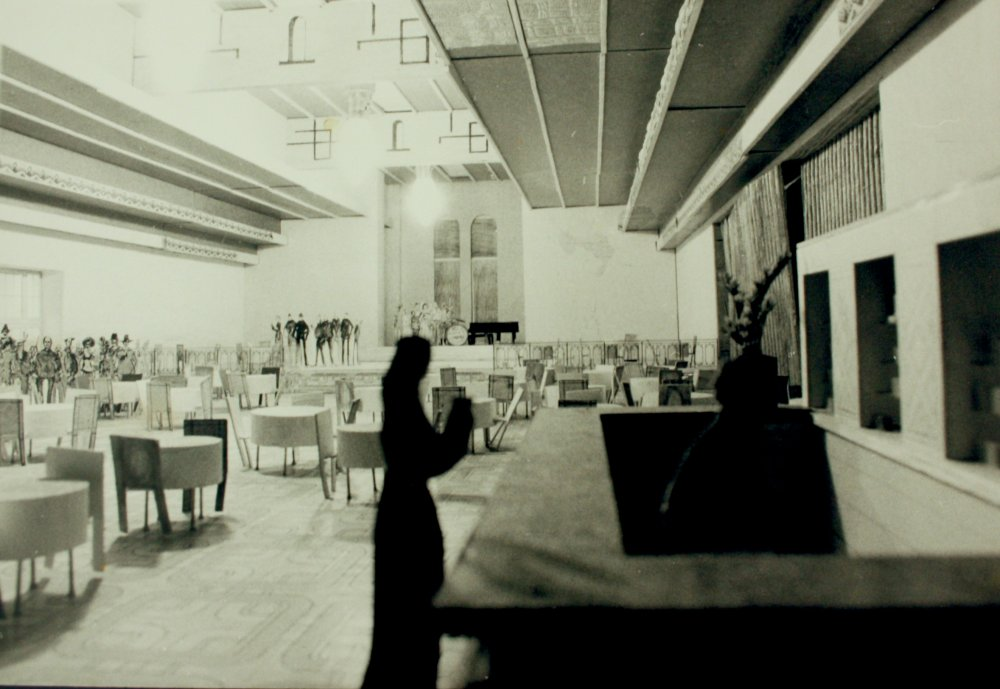 The Shining (1980): models for The Overlook Hotel