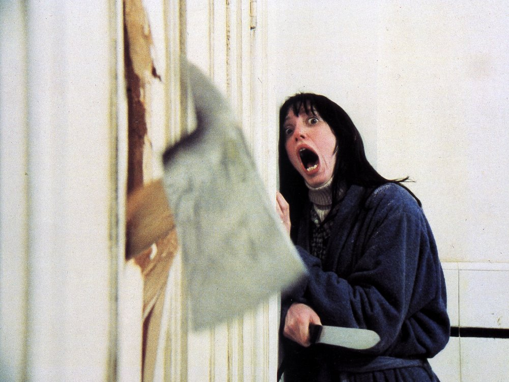 Shelley Duvall as Wendy Torrance