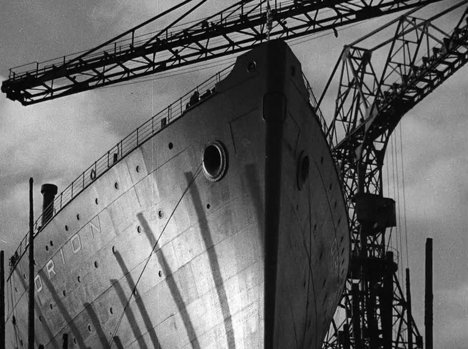 Exploring The History Of Shipbuilding On Film Bfi