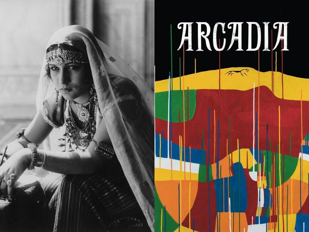 Shiraz (1928) / Arcadia (2017)