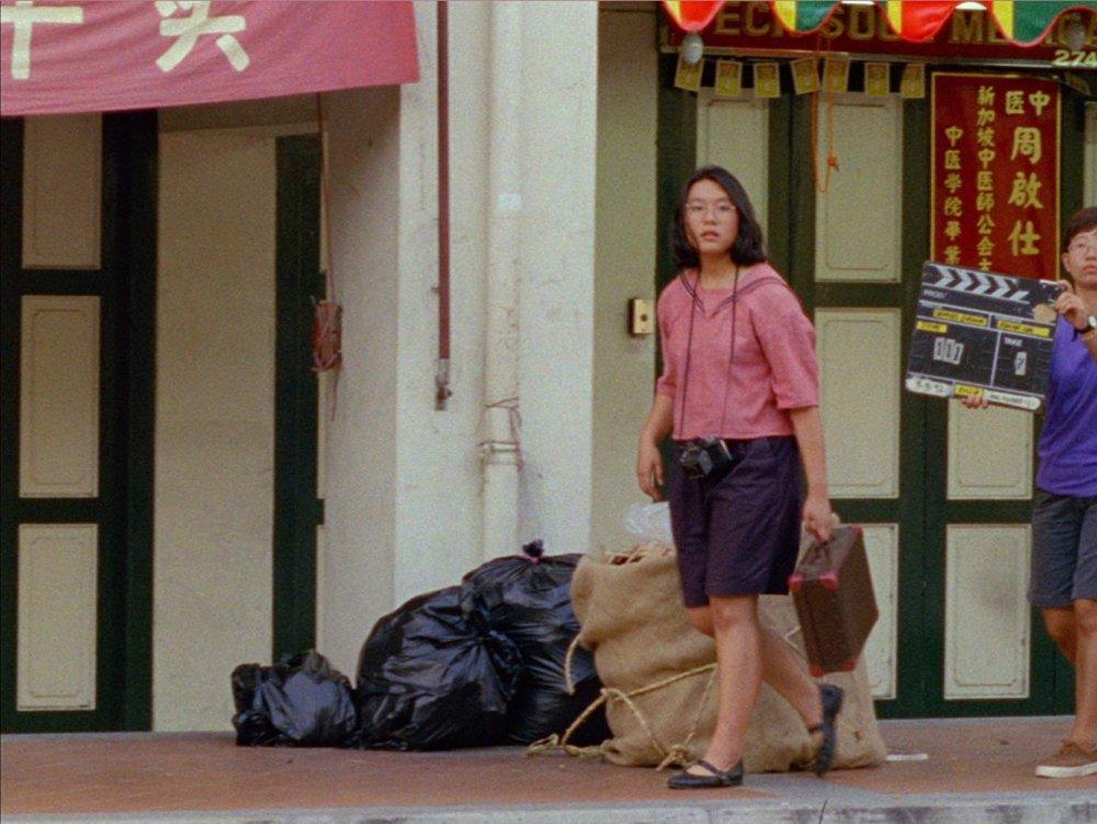 Sandi Tan in Shirkers