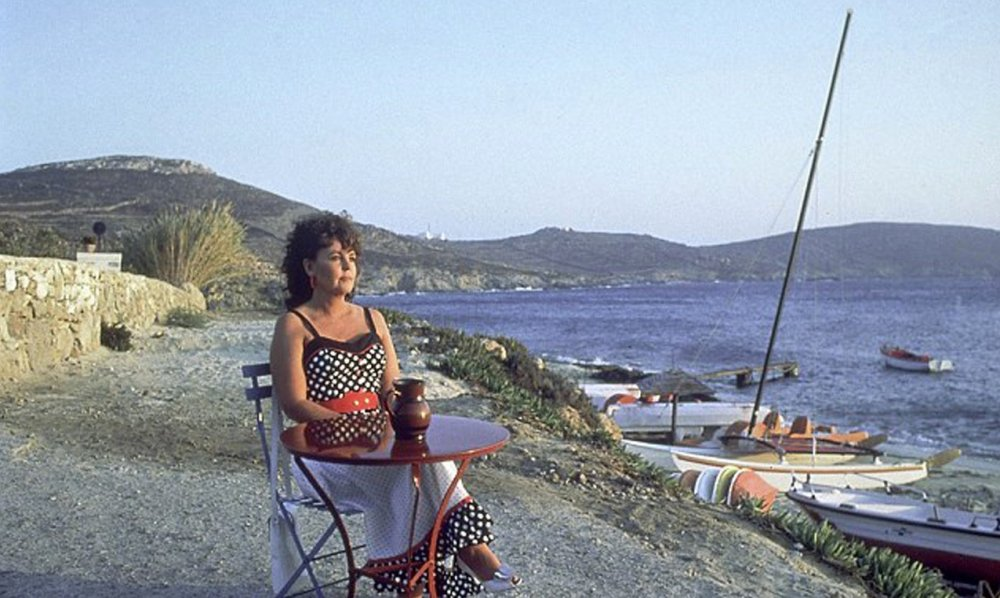 Pauline Collins as the title character of Shirley Valentine (1989)