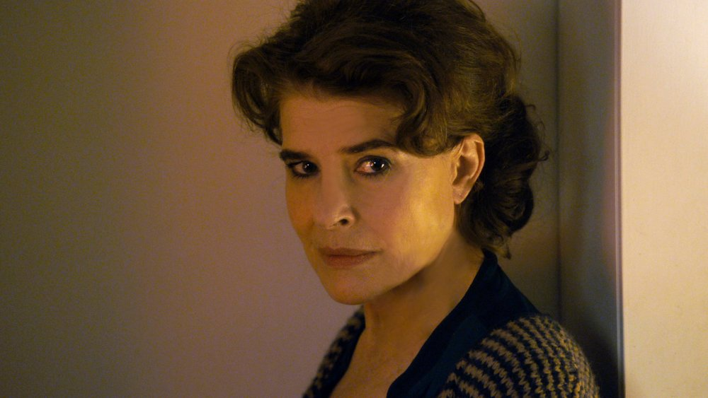 Fanny Ardant as Esther Fontanel