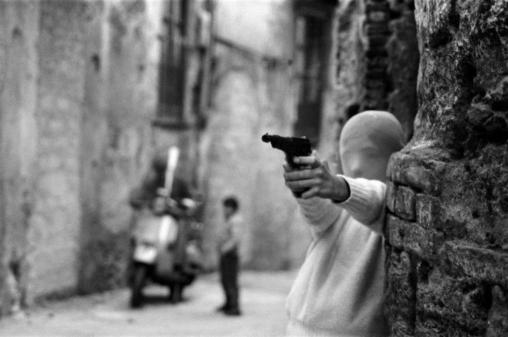 Shooting the Mafia (2019)