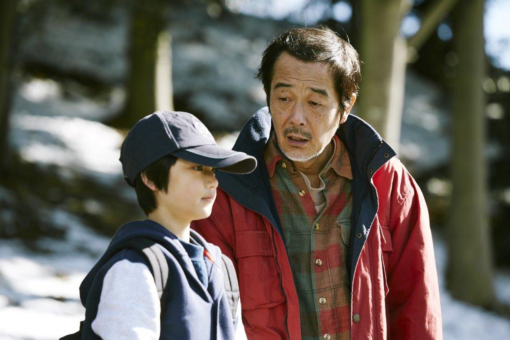 Jyo Kairi as Shibata Shota and Lily Franky as Shibata Osamu