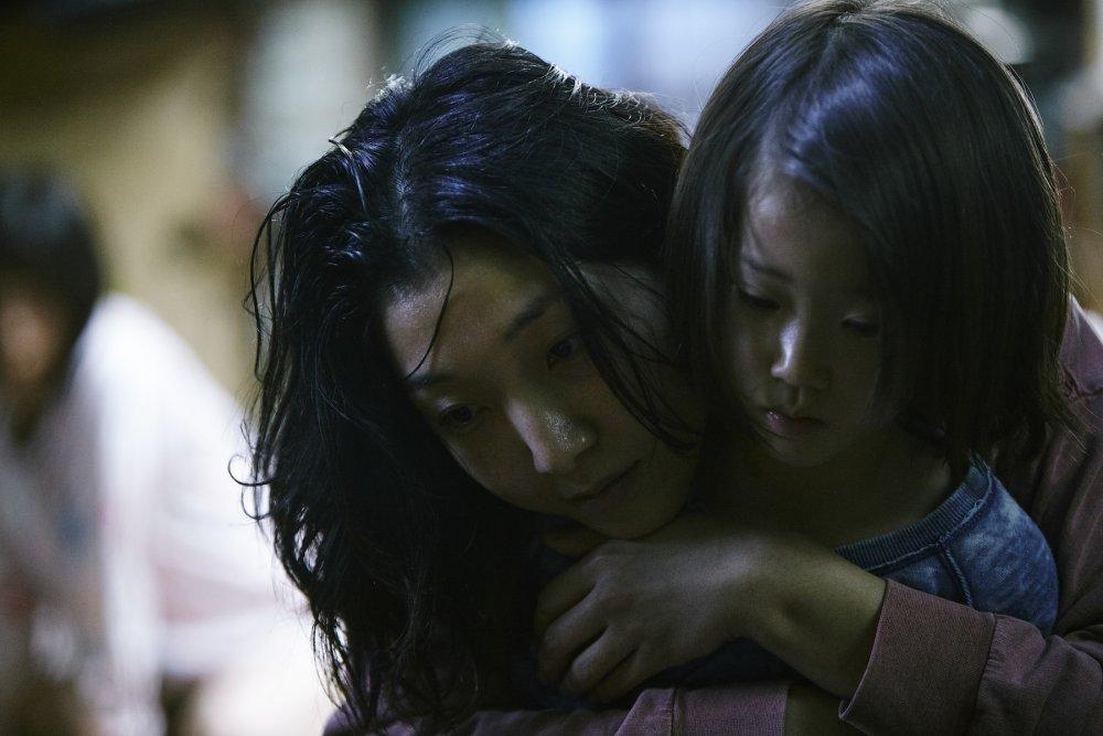 Ando Sakura as Shibata Nobuyo and Miyu Sasaki as Hojo Juri 'Rin'
