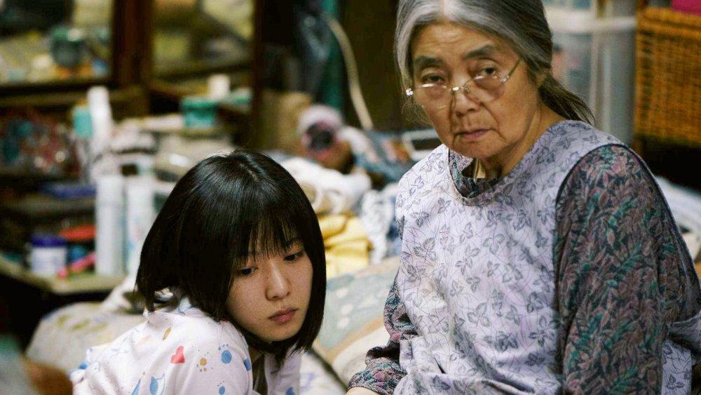 Matsuoka Mayu with Kiki Kilin as Shibata Hatsue