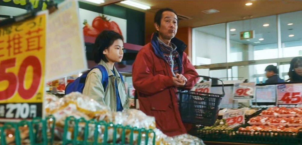 Jyo Kairi with Lily Franky as Shibata Osamu