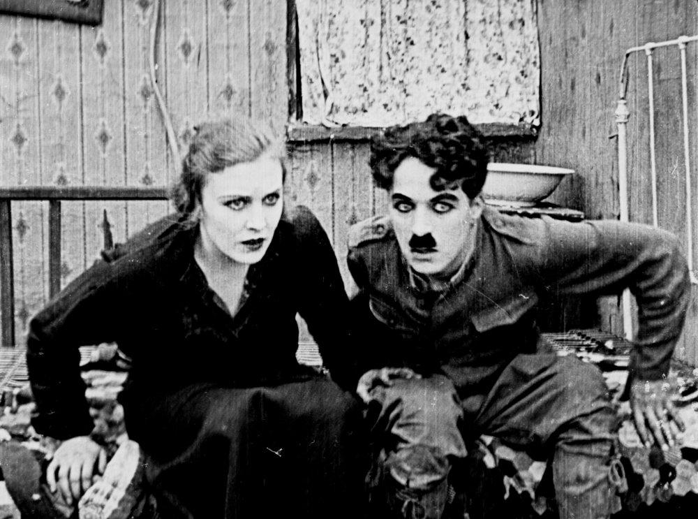 Shoulder Ams (1918)