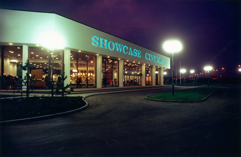 Showcase Cinemas, Nottingham, c.1988