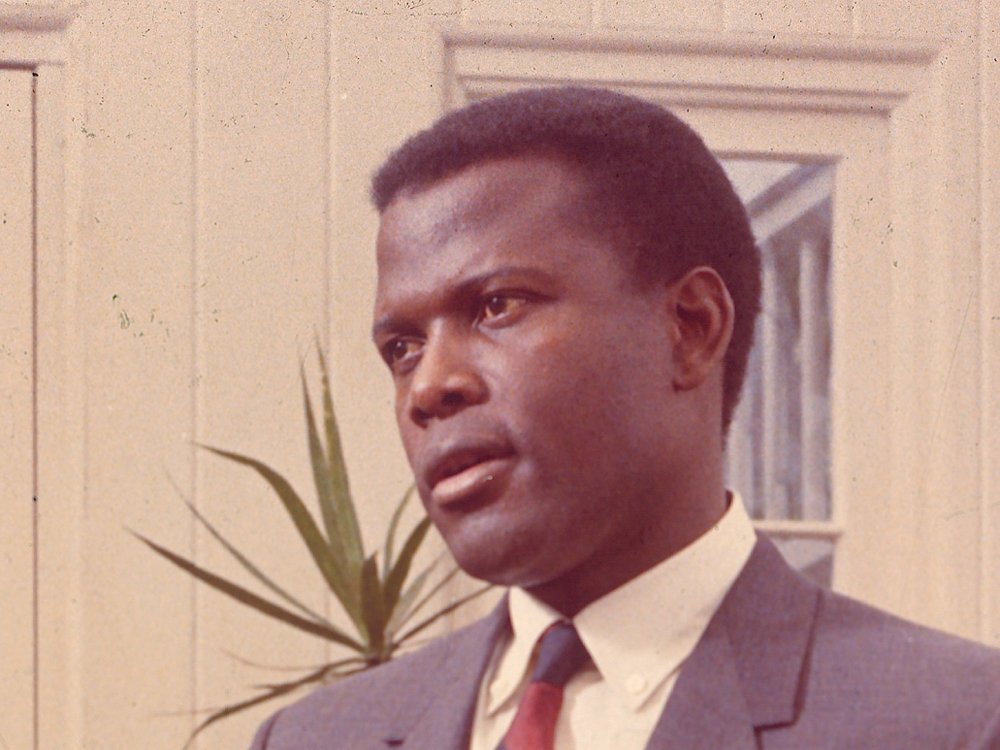 Sidney Poitier in In the Heat of the Night (1967)