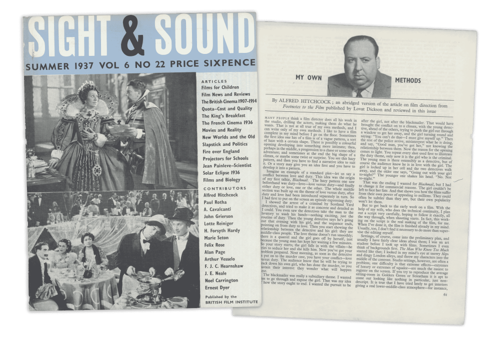 This feature was originally published in our Summer 1937 feature