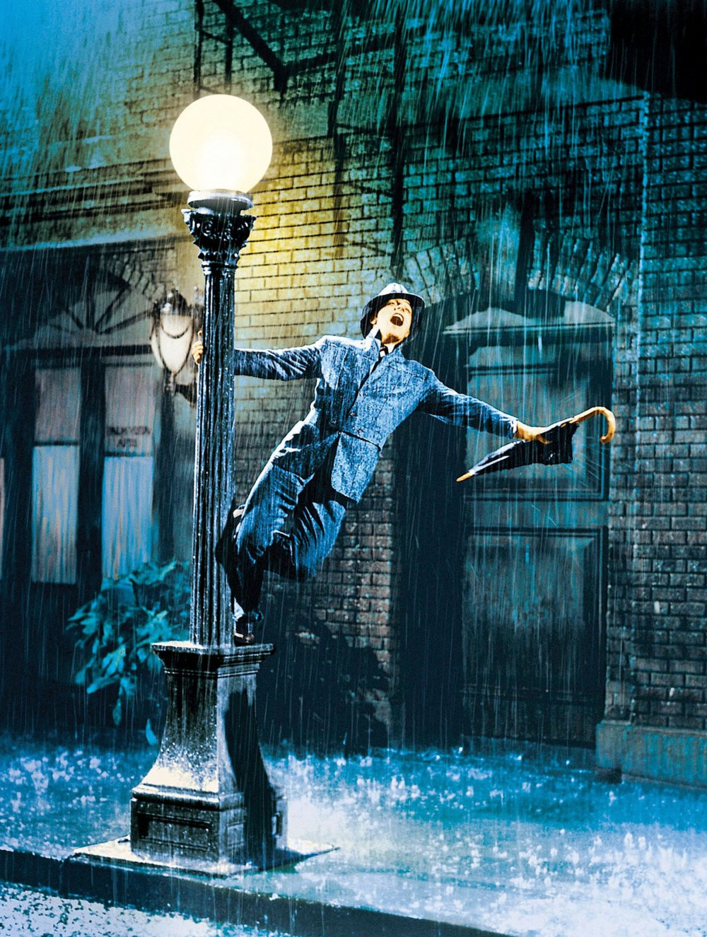 what year was singing in the rain made