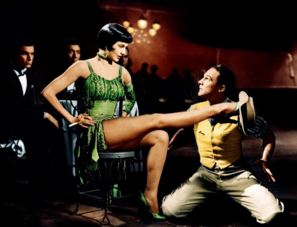 Cyd Charisse in Singin' in the Rain (1952)