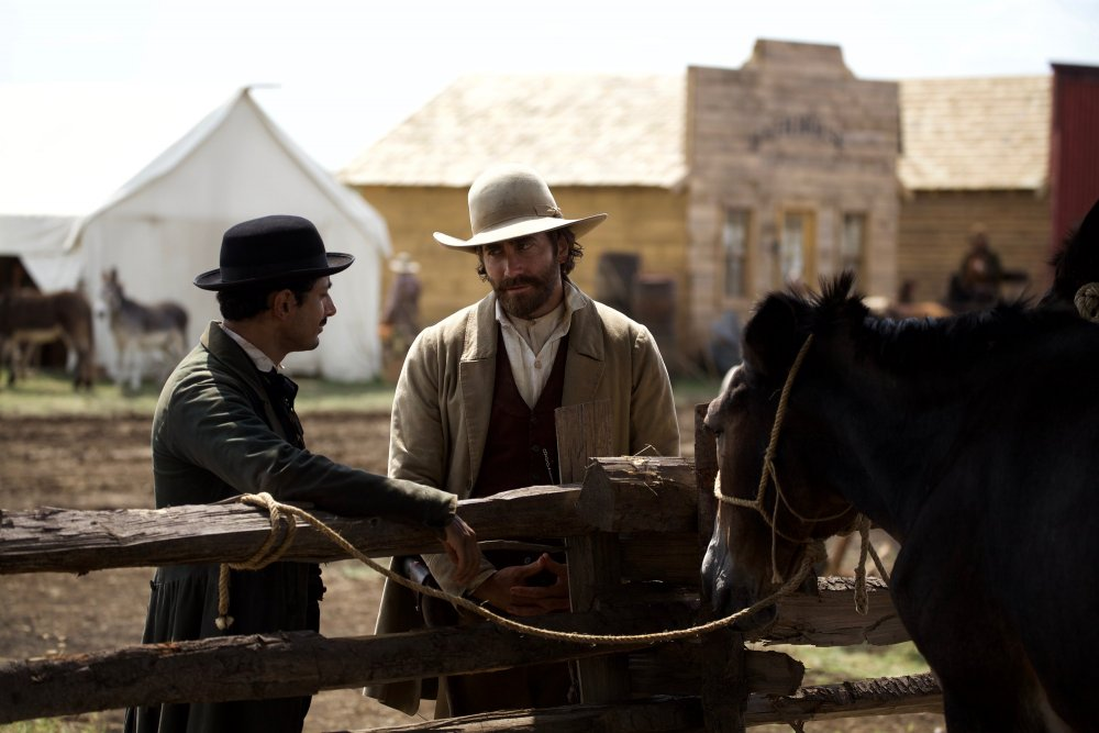 Riz Ahmed as Hermann Kermit Warm with Gyllenhaal