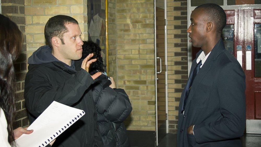 Rob Brown directing Sixteen (2013)