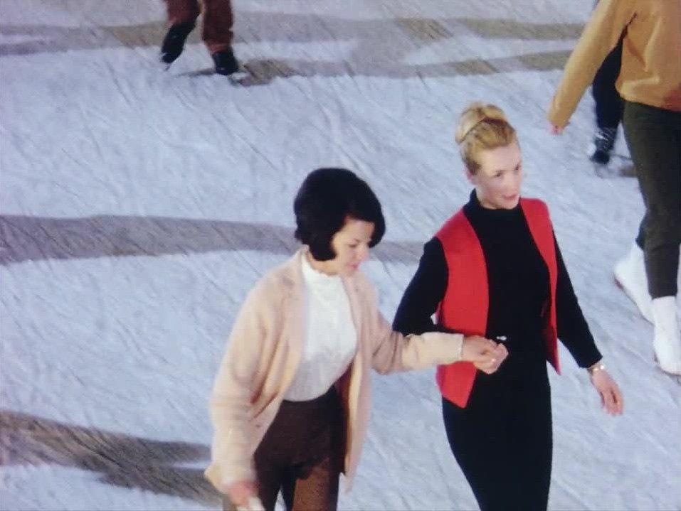 Skating at Balmoral (1960)